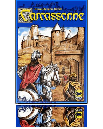Carcassonne – klasyka gatunku! Recenzja 1#