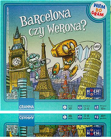 Palcem po mapie Europy – Barcelona czy Werona?