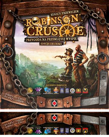 Robinson Crusoe – Przygoda na przeklętej wyspie #Recenzja