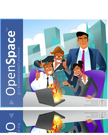 OpenSpace – gra korporacyjnych pionków