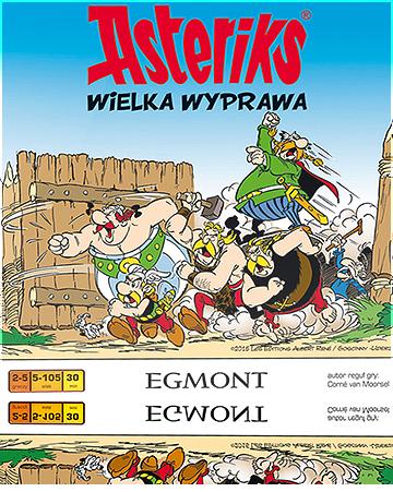 Asteriks wielka wyprawa – czyli podróże w doborowym towarzystwie.