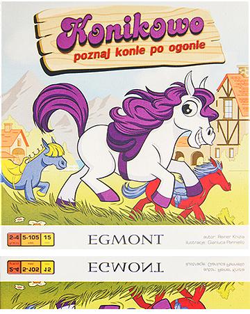 KONIKOWO – Poznaj konie po ogonie!