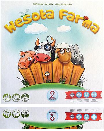 w wiejskim klimacie -Wesoła farma
