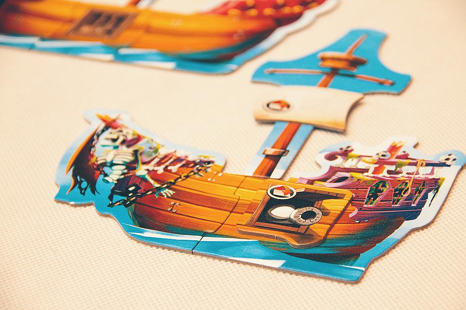 statki, łupy, kościotrupy