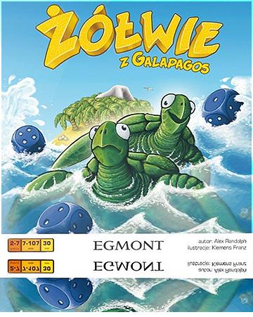 Żółwiowy wyścig – żółwie z galapagos!