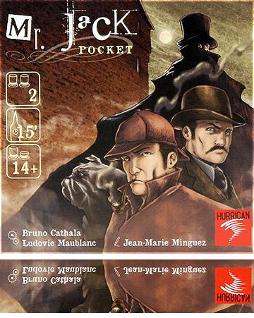 Mr. Jack – Pocket